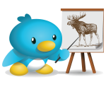 Learn-Moose-150x150 Wildlife Facts: Moose